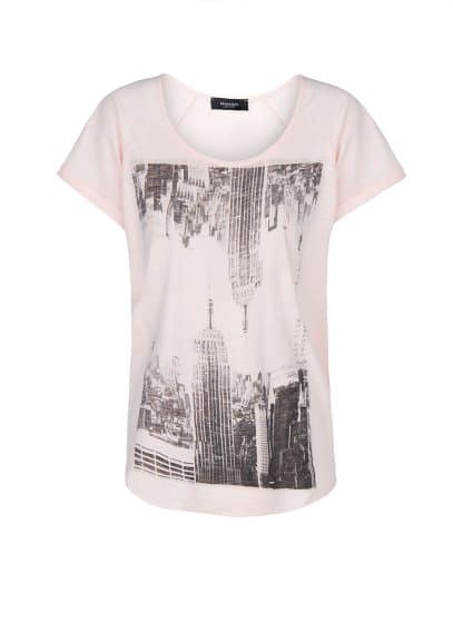 T-shirt flammé city