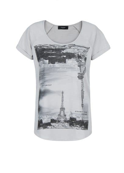Camiseta flamé city