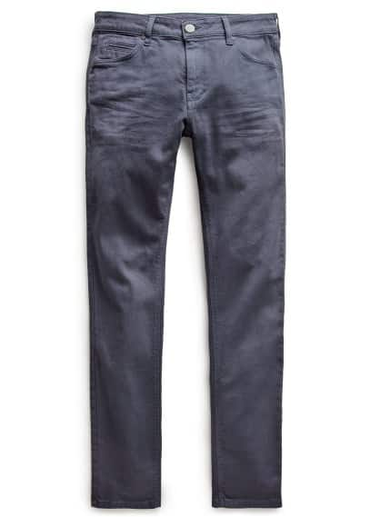 Graue Slim Fit Jeans Alex
