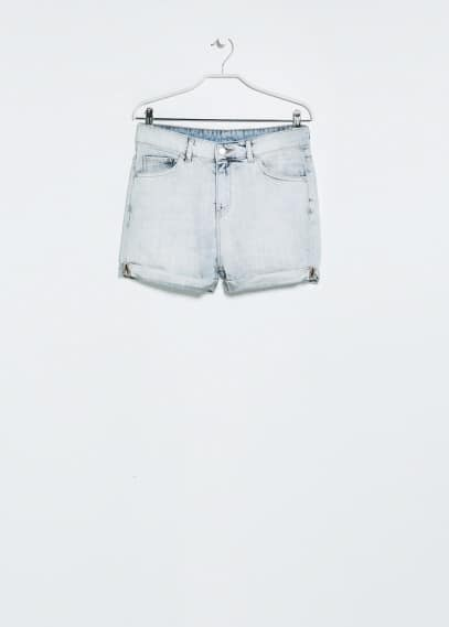 Short denim vintage