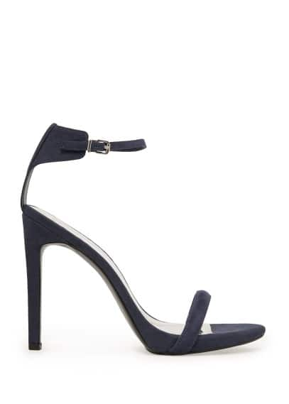 Stiletto heel sandals