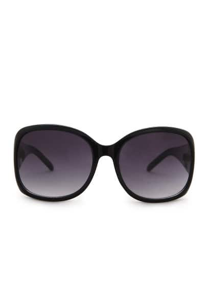 Metal appliqué sunglasses