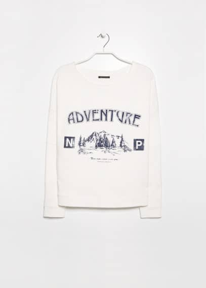 Sweat-shirt Adventure