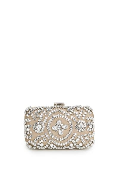 Jewel box clutch