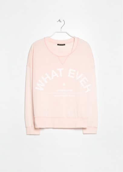 Whatever ince sweatshirt