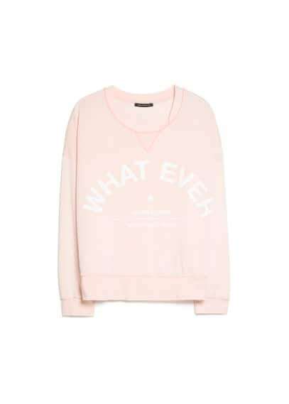 Whatever Lightweight Sweatshirt