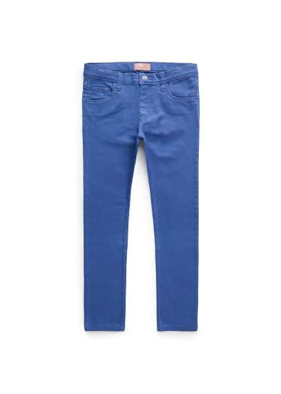 Pantalón slim-fit denim