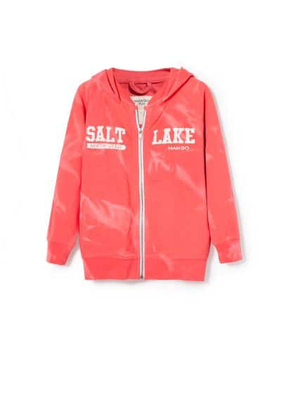 "Kapuzenjacke ""Salt Lake"""