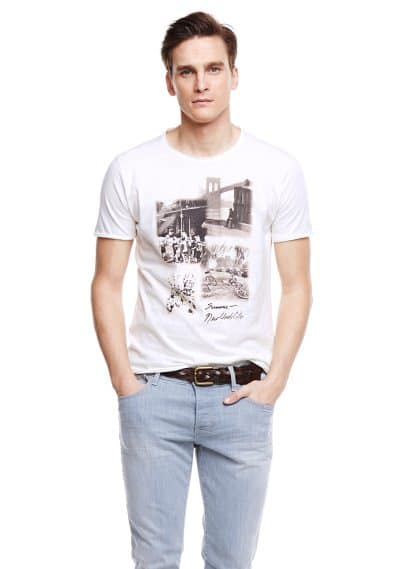 Summer photo T-shirt