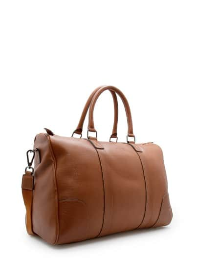 Sac week-end cuir