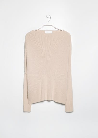 PREMIUM - Dolman sleeve sweater