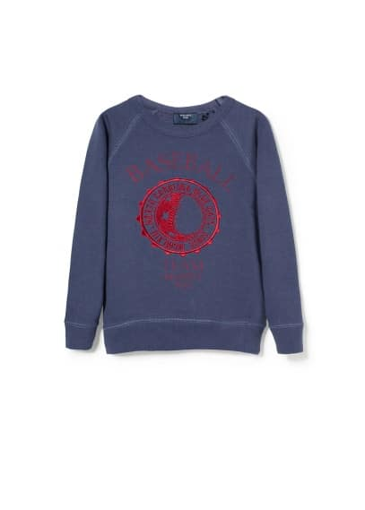 "Sweatshirt ""Baseball Team"""