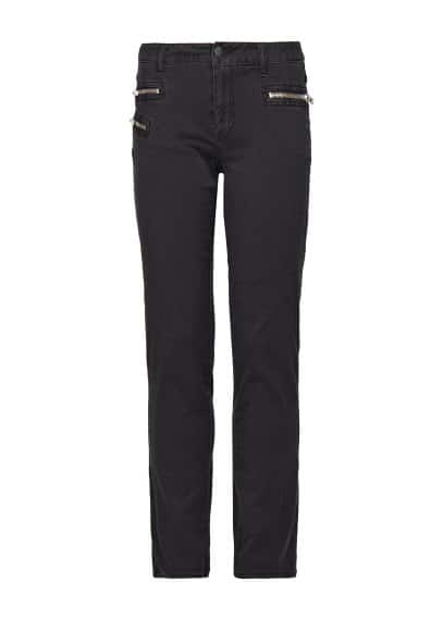 Pantalon slim denim