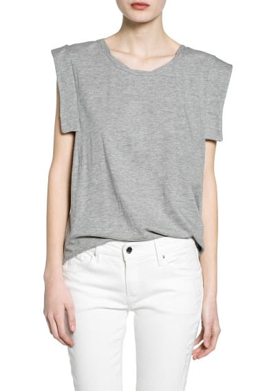 Shoulder detail top