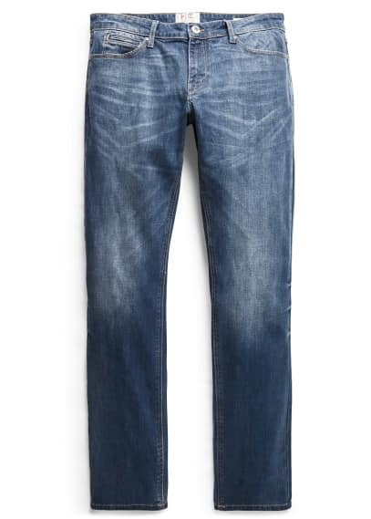 Jeans Alex slim-fit lavado oscuro