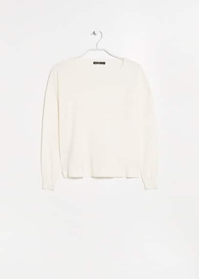 Essential round neck sweater