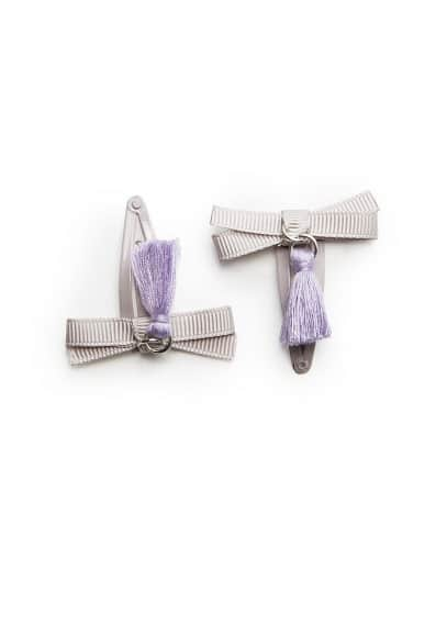 2 pack tassel hairclips