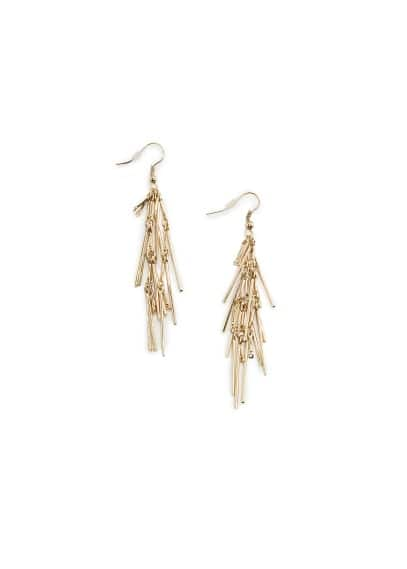 Waterfall piece earrings