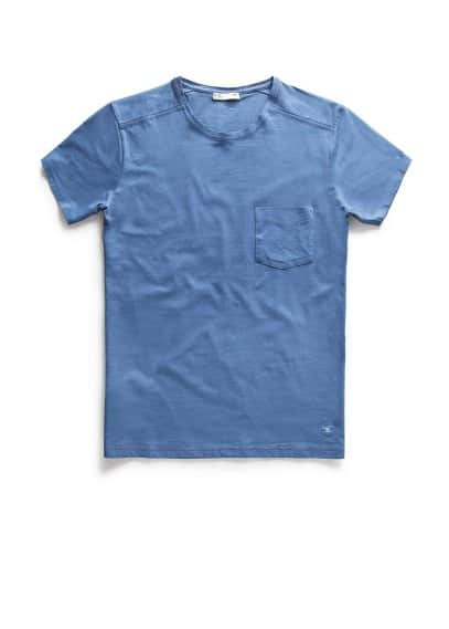 Chest pocket t-shirt