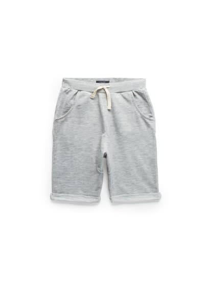 Jogging bermuda shorts