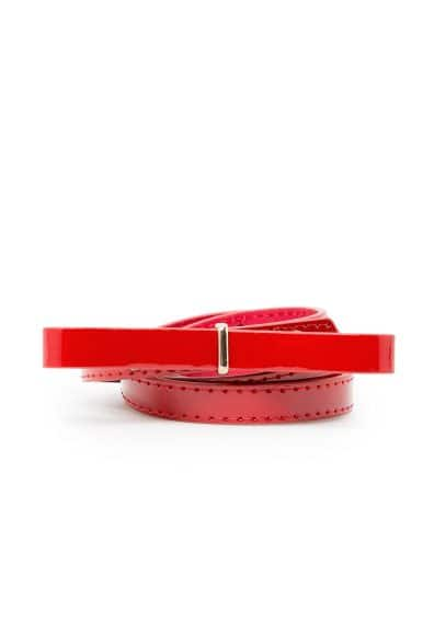 Bow patent belt