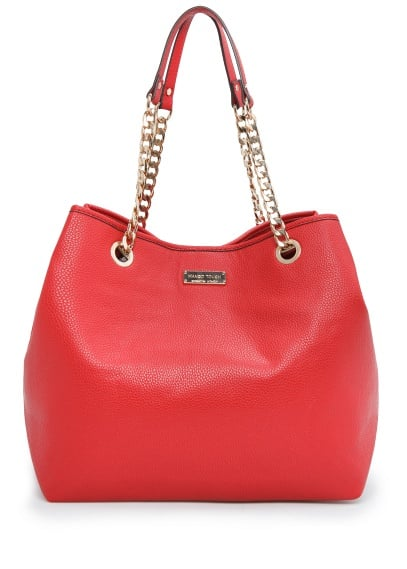 Bolso shopper cadenas