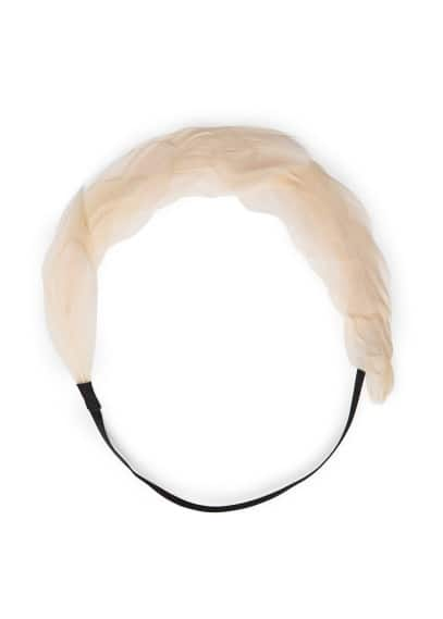 Feather hairband