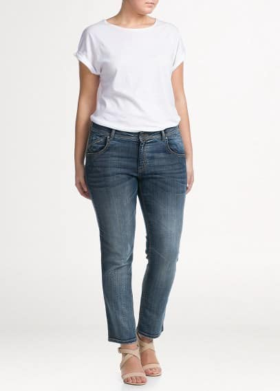 Super slim-fit Infinity jeans