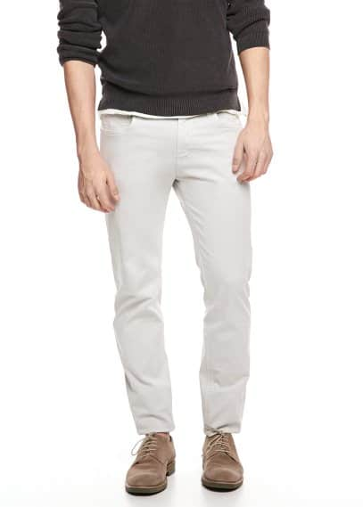 Patrick superskinny jeans in ijskleur
