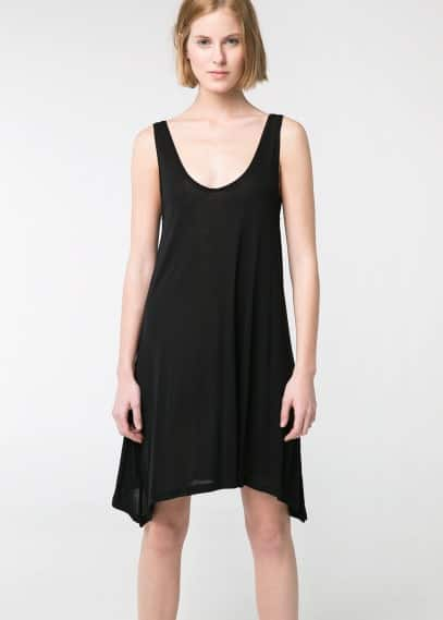 Lightweight strap dress