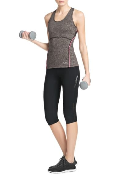Fitness & Running - Active stretch vest