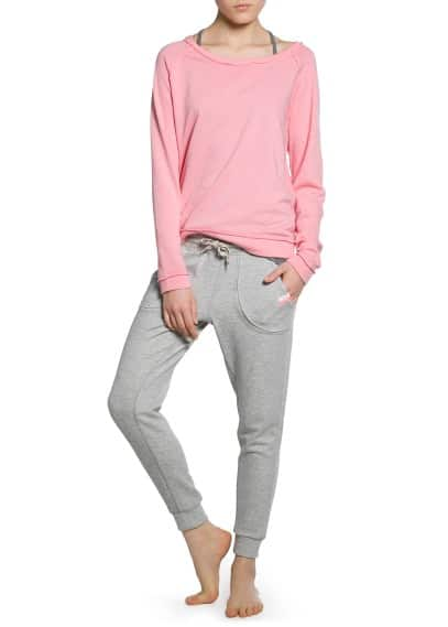 Yoga - Relaxed cotton trousers