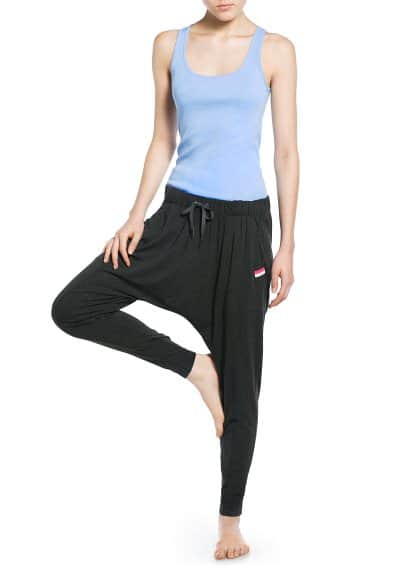 Yoga - Long harem trousers