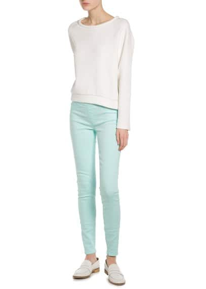 Jeggings colorati