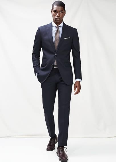 Wool Sevilla suit
