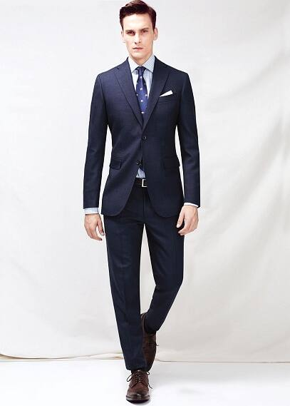 Wool Triana suit