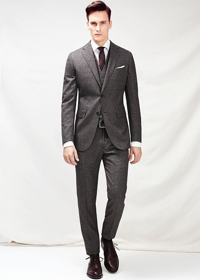 Prince of Wales Sevilla suit