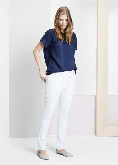 Super slim-fit silvia jeans | VIOLETA BY MANGO