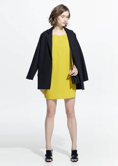 Vestito minimal | MANGO