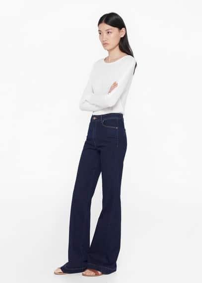 Ausgestellte jeans martina | MANGO