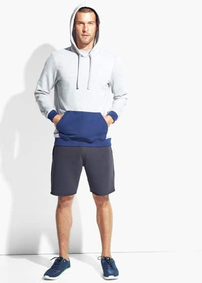Comfort training bermuda shorts