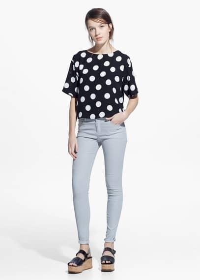 Skinny jeans belle   MANGO