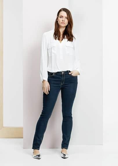 Slim fit jeans susan | VIOLETA BY MANGO