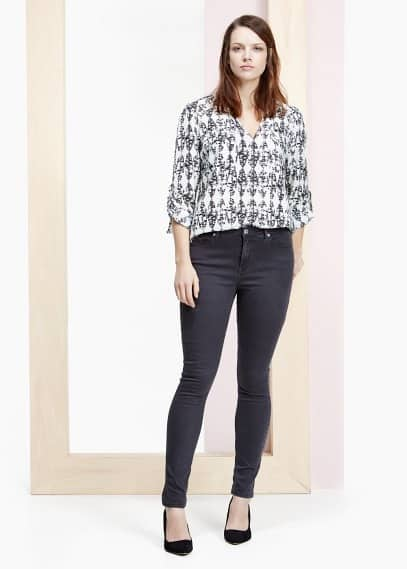 Super Slim Fit Jeans Anabel