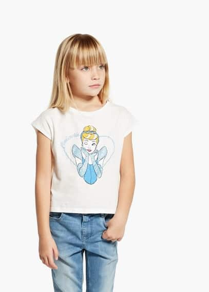 Camiseta Princesa Disney