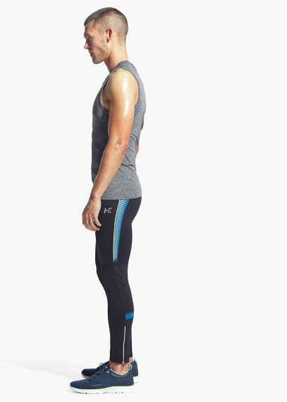 Lange Running-Tights