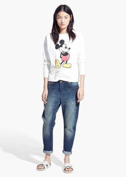 Jeans boyfriend angie | MNG