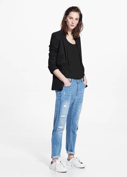 Jeans boyfriend angie | MANGO