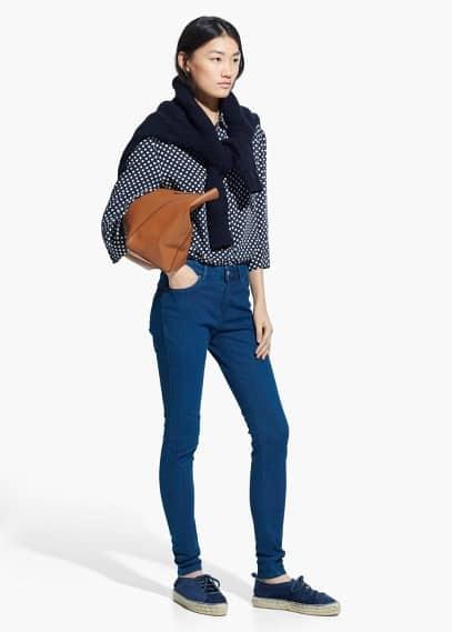 Skinny jeans olivia | MANGO