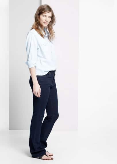 Martha bootcut jeans | VIOLETA BY MANGO